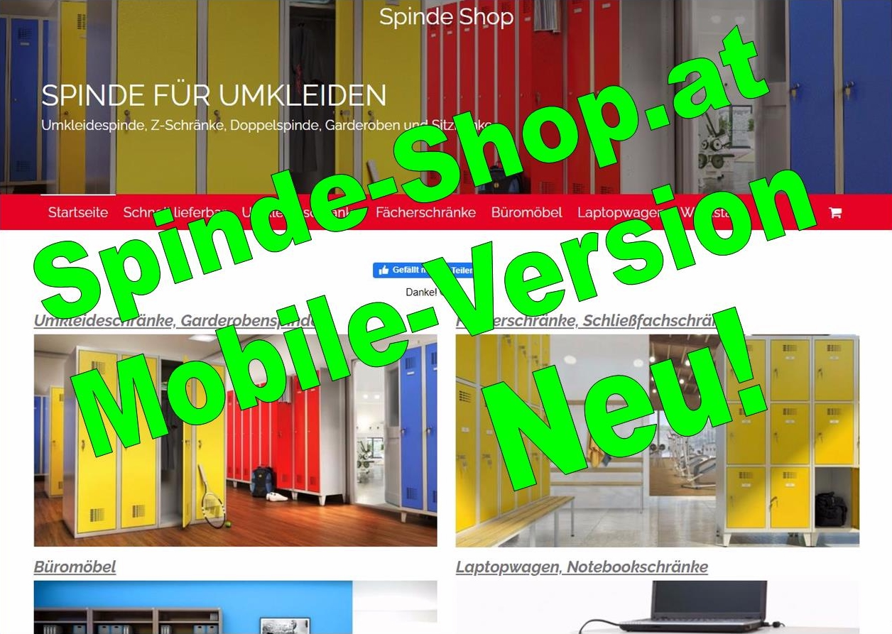 Zur Mobile-Version - Spinde-Shop.at