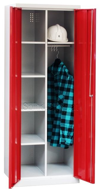 kleider w scheschrank universalschrank sofort lieferbar sie k nnen auch aus dem lager. Black Bedroom Furniture Sets. Home Design Ideas
